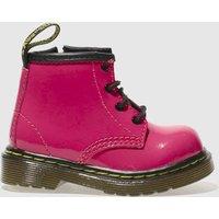 'Dr Martens Pink 1460 Boots Toddler