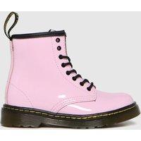 Dr Martens Pale Pink 1460 Boots Toddler