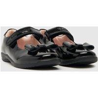 Lelli Kelly Black Perrie Dolly Shoes Junior