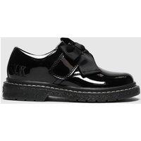 Lelli Kelly Black Irene Bow Shoes Junior
