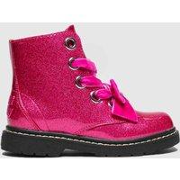 Lelli Kelly Pink Fior Di Fiocco Boots Junior