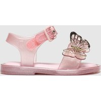 Melissa Pink Sandal Butterfly Shoes Toddler