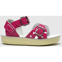 Salt-Water Pink The Sweetheart Sandals Toddler