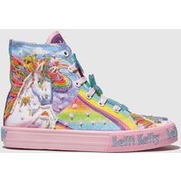 Lelli Kelly Multi Hi Top Trainer Trainers Junior