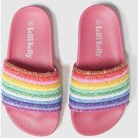 Lelli Kelly Pink Iris Sandals Junior
