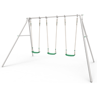 TP Triple Giant Swing Frame with Deluxe Swing Seats