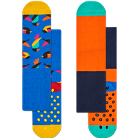 Kids 2-Pack Bird Anti-Slip Socks