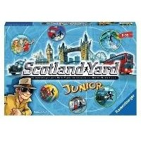 Ravensburger - Scotland Yard Junior (22289)