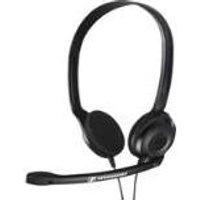 Sennheiser PC 3 CHAT - Headset (on-ear (504195)