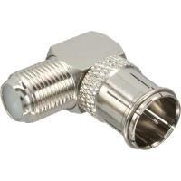 InLine 69923W F F Silber Kabelschnittstellen-/adapter (69923W)
