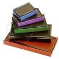 trodat Ersatzstempelkissen 6-4911, rot, auf Blisterkarte für Stempel 4800-4820-4822-4911-4951 (51 4911021)