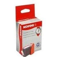 Kores Tinte für Canon PIXMA IP7250/MG6350, magenta Inhalt: 13,0 ml - 1 Stück (G1519M)