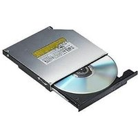 Fujitsu DVD SuperMulti - Laufwerk - DVD+/-RW (+R Double Layer) / DVD-RAM - Plug-in-Modul - 13,3 cm Ultra Slim (5,25 Ultra Slim) (S26361-F3927-L100)