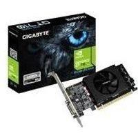 Gigabyte GV-N710D5-2GL - Grafikkarten - GF GT 710 - 2GB GDDR5 - PCIe 2,0 x8 Low Profile - DVI, HDMI (GV-N710D5-2GL)
