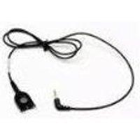 Sennheiser CCEL 193-2 - Headset-Kabel - Mini-Stecker (M) bis EasyDisconnect (M) - 1 m