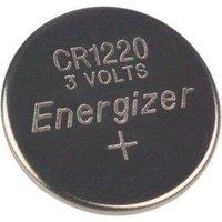 Energizer E300163600 - Lithium - Knopf/Münze - CR1220 - Silber (E300163600)