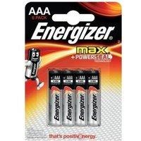Energizer E300112100 - Alkali - Zylindrische - AAA - Silber - Sichtverpackung - -18 - 55 °C (E300112100)