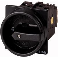 Hauptschalter T0-1-8200/EA/SVB-SW Einbau (055483)