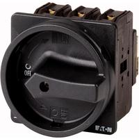 Eaton Electric GmbH Hauptschalter Einbau/sw/1S1Ö P3-63/EA/SVB-sw/HI1 (022264)