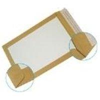 GPV Versandtaschen mit Papprücken, C4, 229 x 324 mm Gewicht: 120 g, Haftklebung mit Abdeckstreifen, ohne Fenster (4455)