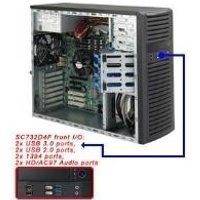 SuperMicro CSE-732D4F-500B schwarz 500W