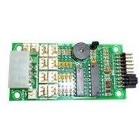 FANTEC Lüftersteuerung IS-F08 für die Auto-Steuerung von 1-8 Lüfter als Zubehör für FANTEC 2HE-4HE Server Gehäuse der TCG-Serie (3191)