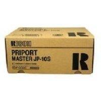 Ricoh JP12S - A4 (210 x 297 mm) Drucker-Master-Rolle (Packung mit 2) - für Priport JP1210 (817534)