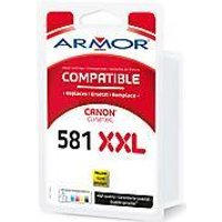 Armor 581XXL - Compatible - Tinte auf Farbstoffbasis - Gelb - Canon - Pixma TR7550 - 1 Stück(e) (B12716R1)