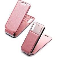 Samsung EF-C888B - Tasche für Mobiltelefon - pink - für Samsung S5230, Champ 2 C3330,  Y, GT-C3330, C3520, E1230, e2600, S5230, S5560