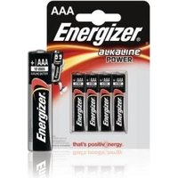 Energizer E300132600 - Alkali - Zylindrische - AAA - Schwarz - Silber - Sichtverpackung (E300132600)