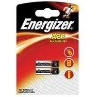 Energizer EN-639333 - Alkali - Zylindrische - A27 - Schwarz - Silber - Sichtverpackung (639333)