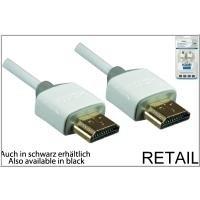 DINIC MO-HDMI-1W - HDMI - HDMI - Männlich - Männlich - Gerade - Gerade (MO-HDMI-1W)