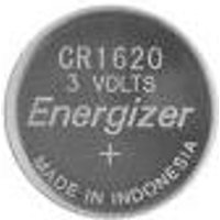 Energizer E300163800 - Lithium - Knopf/Münze - CR1620 - Silber - Sichtverpackung (E300163800)