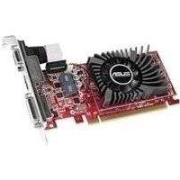 ASUS R7240-2GD3-L - Grafikkarten - Radeon R7 240 - 2GB DDR3 - PCI Express 3.0 - DVI, D-Sub, HDMI (90YV04T0-M0NA00) (B-Ware)