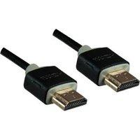 DINIC MO-HDMI-1S 1m HDMI HDMI Schwarz HDMI-Kabel (MO-HDMI-1S)