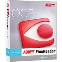 ABBYY FineReader Professional Edition - (v. 12.X) - Upgrade-Versicherung (1 Jahr) - 1 Platz - Volumen, Non-Profit - 11-25 Lizenzen - ESD - Mac