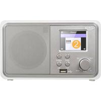 HMT 300 Internet Radio Wlan Holzoptik weiss (SAT100304) (B-Ware)