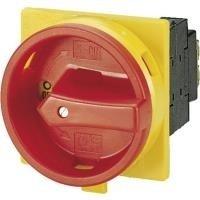 Eaton Nockenschalter absperrbar 20 A 1 x 90 ° Gelb, Rot T0-2-1/EA/SVB 1 St. (38873)