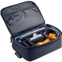 SP United Schutztasche Soft Case schwarz für alle HD Hero Kameras kompatibel - Organisierte Action-Cam Tasche für GO PRO Kameras - SD Karten-Tasche - 4 anpassbare Klettverschluss-Trenner - (52025)