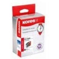 Kores Tinte für Canon BJC3000-BJC6000, schwarz Inhalt: 29 ml, Gruppe 957 (G957BK)