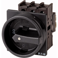 Eaton Electric GmbH Hauptschalter Einbau/sw/1S1Ö P1-32/EA/SVB-sw/HI1 (012772)
