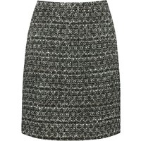 Womens Ladies sparkling slim fit boucle glitter a-line formal evening party skirt