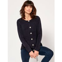 Women's Ladies long sleeve button front cardigan