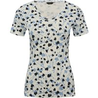 Women's Ladies Spirit floral print t-shirt