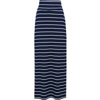 Women's Ladies Brakeburn Stripe Maxi Skirt