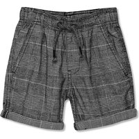 Kids Boys checked shorts (3yrs-12yrs)  - Grey