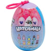 Hatchimals Collectable Soft Talking Toy Egg - Multicolour