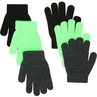 Kids Kids magic gloves three pack  - Multicolour
