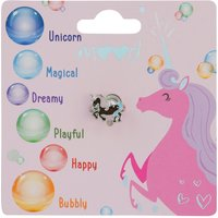 Kids Girls Unicorn Mood Ring Colour Changing Ring With Unicorn and Rainbow Design  - Multicolour