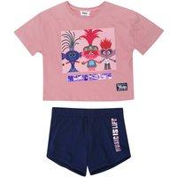Kids Girls trolls pyjamas (3-10yrs)  - Multicolour